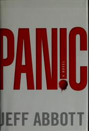 Cover of: Panic by Jeff Abbott