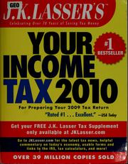Top federal tax issues for 2012 2011 edition open library jk lassers your income tax 2010 fandeluxe Images