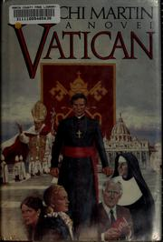 Cover of: Vatican by Malachi Martin
