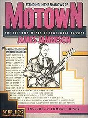 Cover of: Standing in the shadows of Motown by Licks Dr.