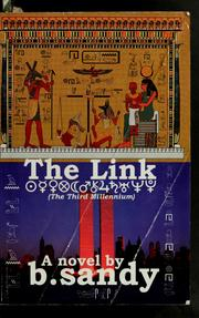 Cover of: The link by B. Sandy