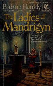 Cover of: The Ladies of Mandrigyn | Barbara Hambly