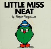 Little Miss Neat (Little Miss #3)