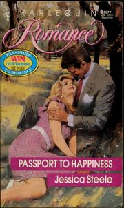 Cover of: Passport to happiness by Jessica Steele