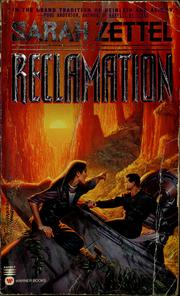 Cover of: Reclamation | Sarah Zettel