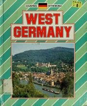 Cover of: West Germany | Barbara Einhorn