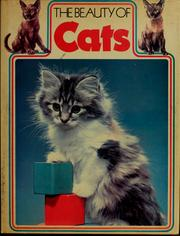 Cover of: The beauty of cats by Howard Loxton