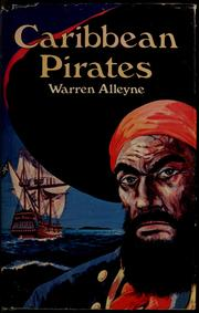 Cover of: Caribbean pirates by Warren Alleyne