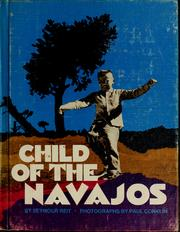 Cover of: Child of the Navajos by Seymour Reit