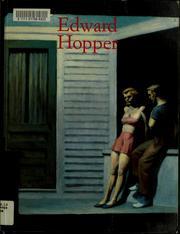 Edward Hopper, 1882-1967