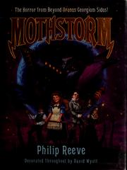 Cover of: Mothstorm by Philip Reeve