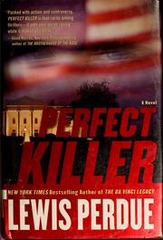 Cover of: Perfect killer by Lewis Perdue