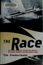 Cover of: The Race | Tim Zimmermann