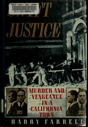 Cover of: Swift justice by Harry Farrell