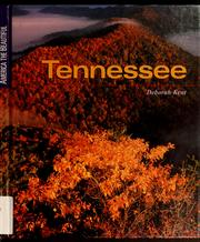 Cover of: Tennessee | Deborah Kent