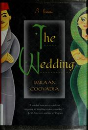 Cover of: The wedding | Imraan Coovadia