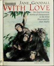 Cover of: With love | Jane Goodall