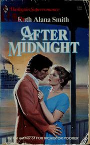 Cover of: After midnight | Ruth Alana Smith