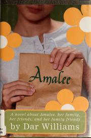 Cover of: Amalee | Dar Williams
