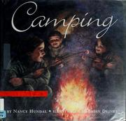Cover of: Camping | Nancy Hundal
