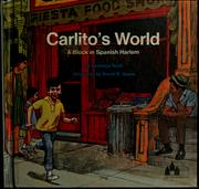 Cover of: Carlito's world | Veronica Nash