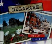 Cover of: Delaware | Dottie Brown