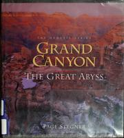 Cover of: Grand Canyon | Page Stegner