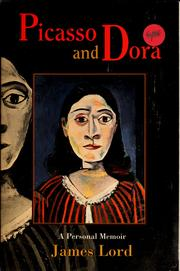 Cover of: Picasso and Dora | James Lord