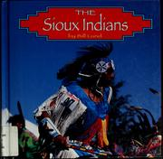 Cover of: The Sioux Indians | Bill Lund