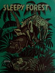 Cover of: Sleepy forest by Naoma Zimmerman