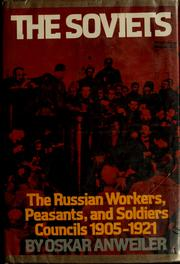 Cover of: The soviets | Oskar Anweiler