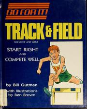 Cover of: Track & field | Bill Gutman
