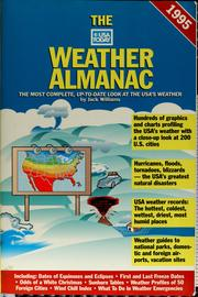 Cover of: The USA Today weather almanac 1995 | Williams, Jack