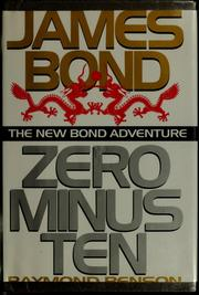 Cover of: Zero minus ten | Raymond Benson