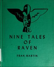 Cover of: Nine tales of Raven | Fran Martin