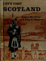 Cover of: Let's visit Scotland | Angus MacVicar