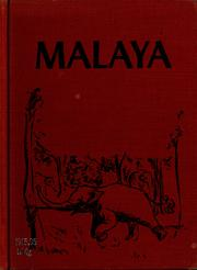 Cover of: Getting to know Malaya | Jim Breetveld