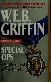 Cover of: Special ops | William E. Butterworth (W.E.B.) Griffin