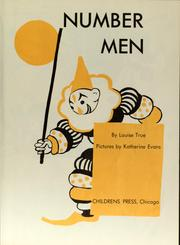 Cover of: Number men | Louise True