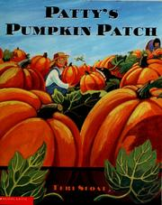 Cover of: Patty's pumpkin patch by Teri Sloat