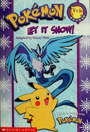 Cover of: Let it snow! by Tracey West