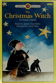 Cover of: The Christmas witch | Joanne Oppenheim