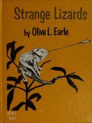 Strange lizards
