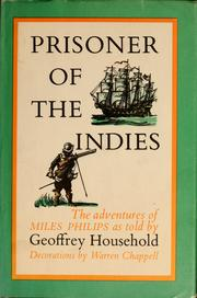 Cover of: Prisoner of the Indies | Geoffrey Household