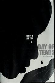 Cover of: Day of Tears | Julius Lester