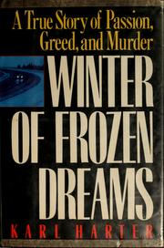 Murder machine 1992 edition open library winter of frozen dreams fandeluxe Images