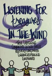 Cover of: Listening for Treasures in the Wind | Ron Collins