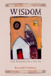 Cover of: Wisdom by Reynold Feldman