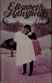 Cover of: The Frost Fair | Elizabeth Mansfield
