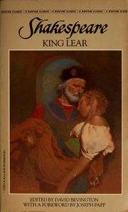 the relationship of the characters in william shakespeares play king lear The character of the fool in william shakespeare's king lear uses hitherto   given thrust by the fool, the food imagery functions as an index to the play's  thematic  food criticisms of culture and literature, especially in relation to  cultural.